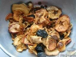 Сухофрукты(яблоко, груша, слива) и фасоль всех видов