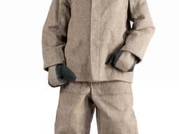 Суконный костюм кислотостойкий