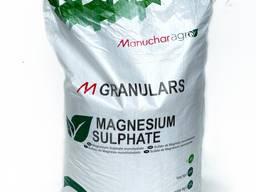 Удобрение сульфат магния гранулированный одноводный