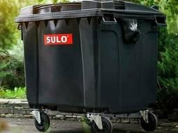 Sulo пластиковий контейнер для сміття 1100 літрів