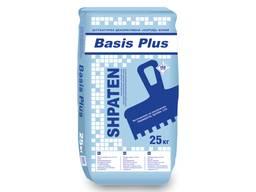Суміш для виконання стяжки Shpaten Basis Plus (20-100 мм)