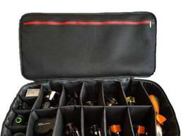 Сумка для 10 катушек LeRoy Reel Case 10 черная LRy755331062