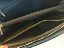 Сумка мужская клатч барсетка Prada, кожа, Италия - фото 4