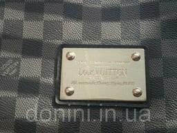 Сумка мужская Louis Vuitton кожа, Франция - фото 8