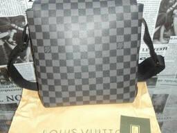 Сумка мужская Louis Vuitton кожа, Франция - фото 2