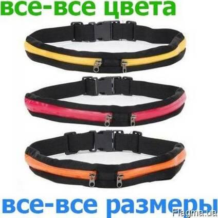 Сумка на пояс через плечо для телефона для бега вело держате