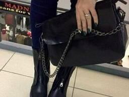Сумка натуральная кожа ss25827 кожаные сумки