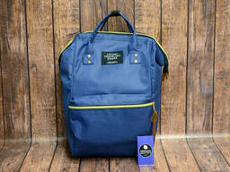 Сумка - рюкзак - органайзер для мам Mummy Bag Синий
