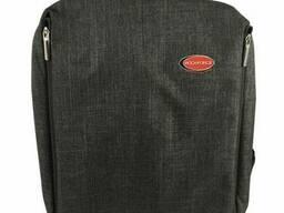 Сумка-рюкзак универсальная, жесткий каркас, утолщенные стенки для защиты ноутбука. ..