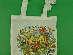 Сумка шопер Nepal 40x35 см ручка 60 см (1 шт)