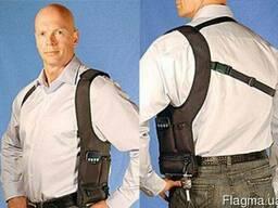 Сумки спортивные через плечо тканевые защитного цвета.