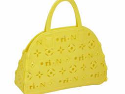 Сумочка детская в наборе 154OR (Жёлтый)