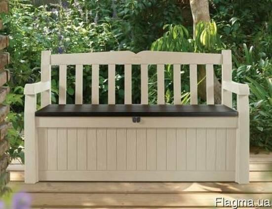 Сундук-скамейка Eden Garden Bench Allibert, Keter