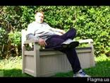 Сундук-скамейка Eden Garden Bench Allibert, Keter - фото 8