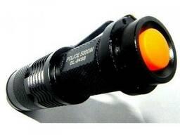 Суперяскравий кишеньковий ліхтарик Bailong Police BL-8468 20