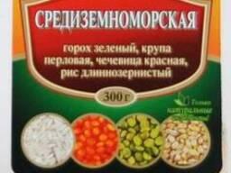 Суповая смесь Средиземноморская.