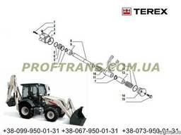 Суппорт TEREX 820 терекс диск тормозной