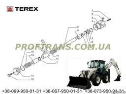 Суппорт TEREX 970 терекс диск тормозной