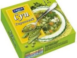 Супы в ассортименте