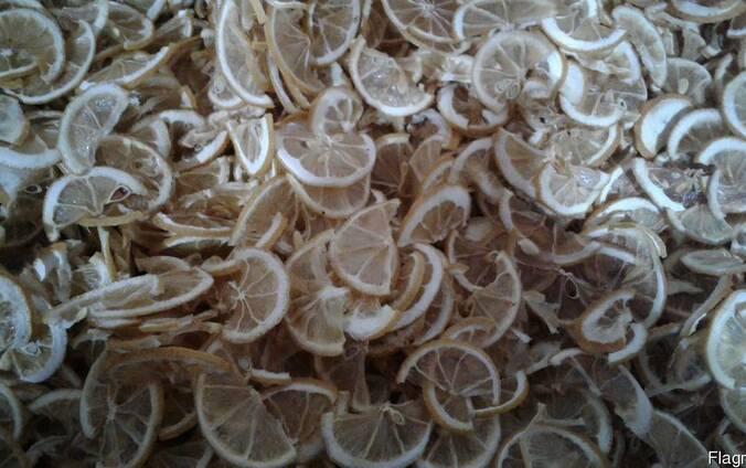 Сушений лимон