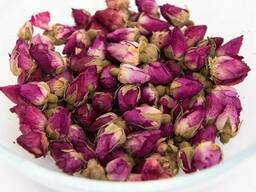 Сушенные бутоны чайной розы