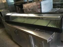 Суши-кейс бу холодильная витрина бу