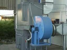 Котел на щепе УВН (250квт) для отопления помещений