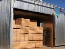 Сушильная камера древесины, услуги сушки древесины