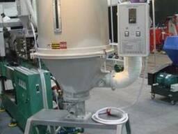Сушильный бункер, бункерная сушилка для термопластавтоматов. - фото 3