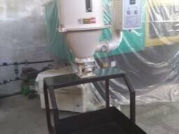 Сушильный бункер, бункерная сушилка для термопластавтоматов. - фото 6