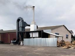Оборудование для изготовления угольного брикета Pini kay