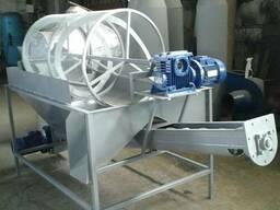 Сушильный комплекс КС-1/300, 300 кг/ч. Сушка опилок, тырсы