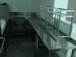 Сушка для посуды 2х яр. чашки+тарелки+поддон 1200х320х550