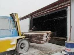 Услуги сушки древесины - дуб/ясе/сосна/Service drying timber