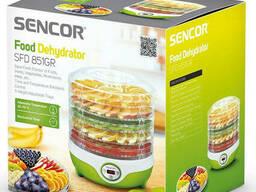 Сушки для фруктов и овощей Sencor SFD 851GR (6579043)