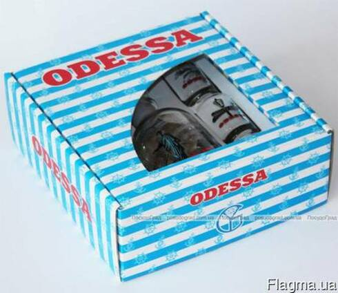 Сувениры из Одессы.