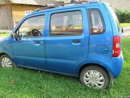 Suzuki Wagon R (Сузуки Вагон Р ) Стекло глухое в кузов