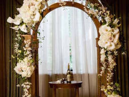 "Свадебная арка ""Изабелла"""