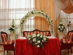 Свадебная арка, ширма, украшение, оформление зала Днепр