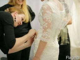 """Свадебное платье, модель """"Легранд"""""""