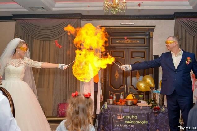 Свадебное шоу програма