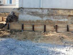 Сваи цементация проекты усиления фундаментов