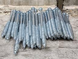 Сваи многовитковые оцинкованные с литым наконечником от завода-производителя