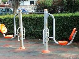 Сваи винтовые для детских площадок, качелей, тренажеров 76мм