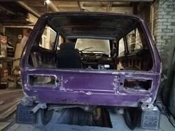 Сварка кузовной ремонт грузового, пассажирского авто