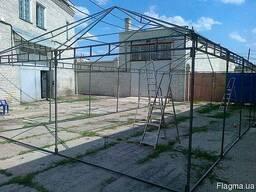 Сварка металло каркасов в Донецке