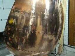 Изготовление нестандартных металлоконструкций.