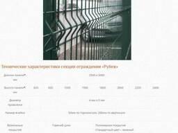 Сварная сетка (ограждения, ворота, калитки)