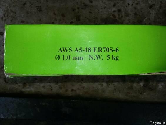 Сварочная проволока AWS ER70S-6