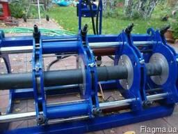 Сварочный аппарат Turan Makina AL 315 полиэтиленовых труб.